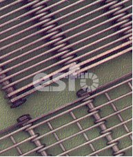 Wire Link Belt with welded edges Type: OB–KK