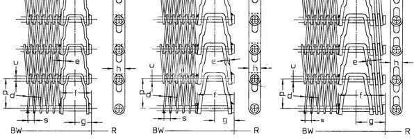 RA Bande radiale