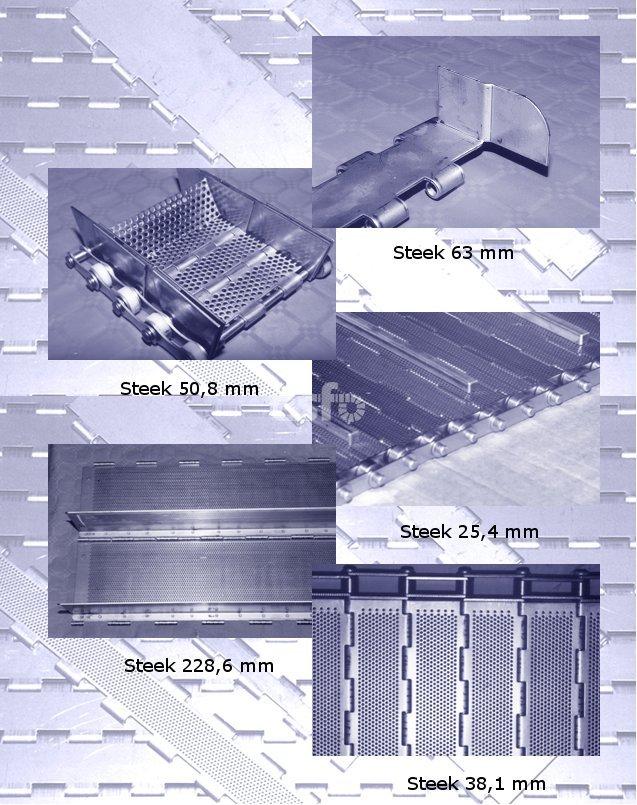 voorbeelden SC scharnierplatenband